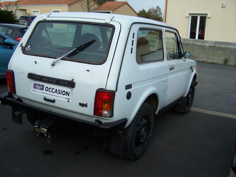 Lada Niva 4x4 1 7l Bicarburation Essence Gpl Carte Grise Gratuite Oree D Anjou Ancenis Nantes