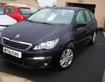 PEUGEOT 308 II SW 1.6 BLUEHDI 120 S&S ACTIVE BUSINESS (2E GENERATION) - Garantie  mois Europe