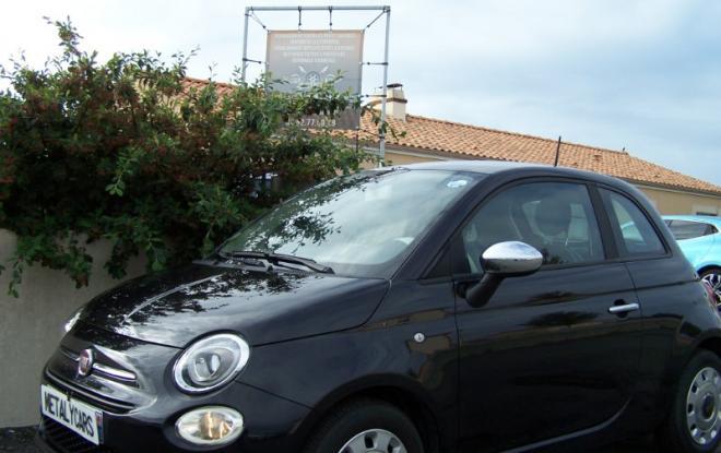 FIAT 500 II (2) (2E GENERATION) 1.3 16V 95 MULTIJET S/S POPSTAR - CT Vierge !!  *** VENDU ***